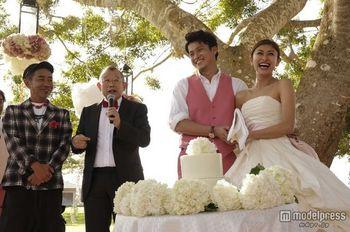 山田優 小栗旬 挙式 豪華結婚式